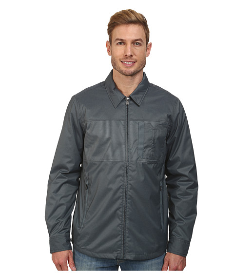 Prana - Hardwin Shirt Jacket (Blue Jean) Men's Jacket