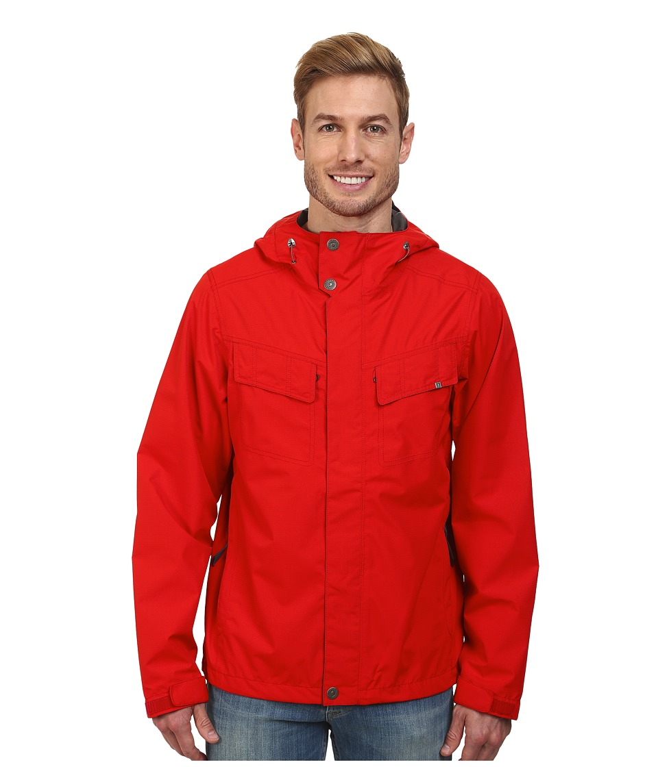 Prana - Syncline Jacket (Fireball) Men's Coat