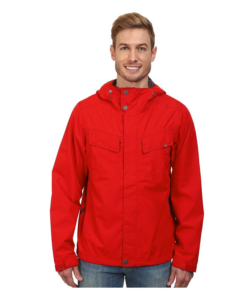Prana - Syncline Jacket (Fireball) Men's Coat