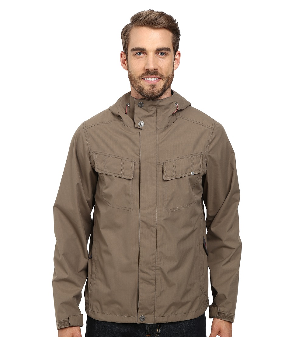 Prana - Syncline Jacket (Mud) Men's Coat