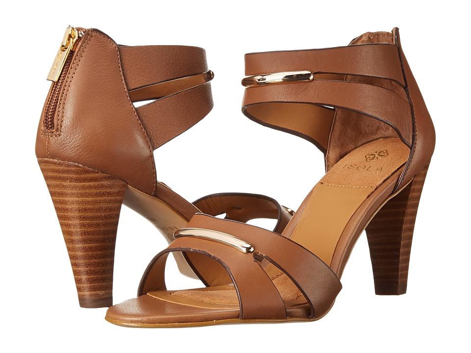 Isola Denisha (Whiskey Tan Odyssey) High Heels