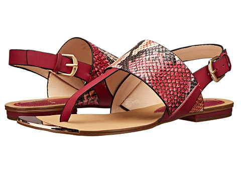 Isola - Presta (Violet/Mulberry Glades Snake/Laura) Women's Sandals