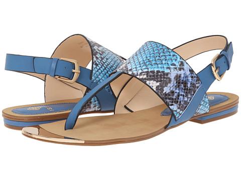 Isola - Presta (Aqua/Cobalt Blue Glades Snake/Laura) Women's Sandals