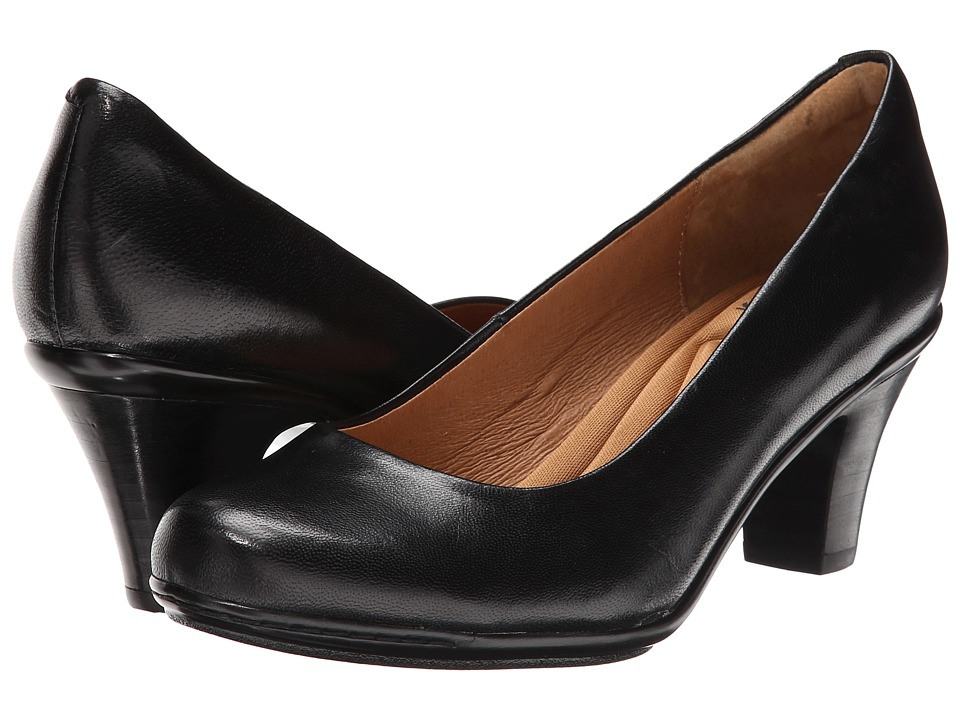 Sofft - Velma (Black Shalimar Kid) High Heels