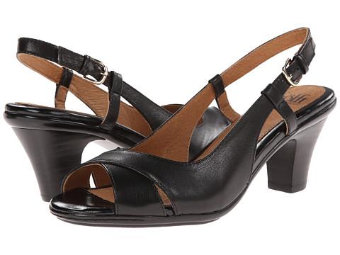 Sofft - Verina (Black Goat Lt.Pull Up) High Heels