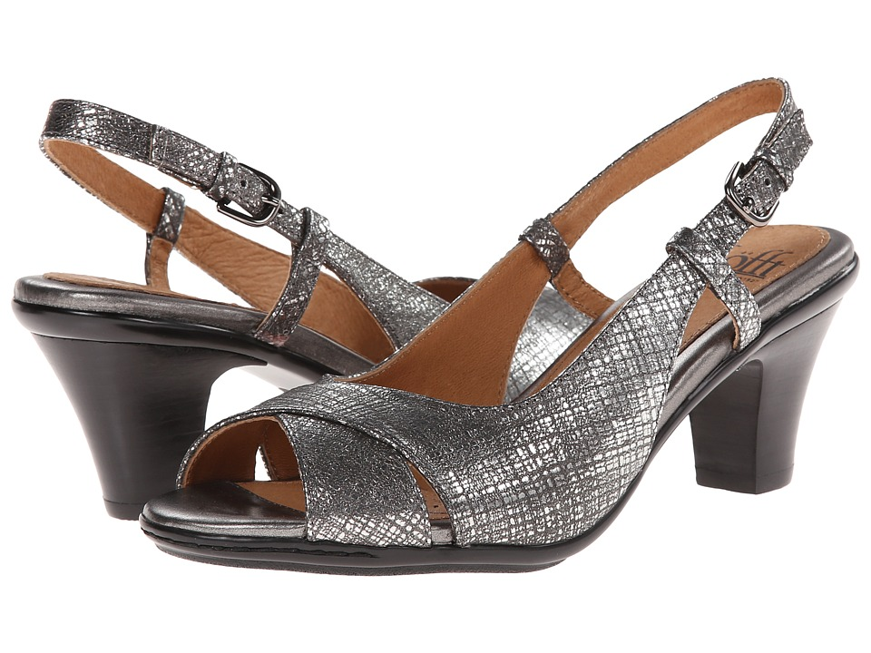Sofft Verina (Anthracite Epic Metallic) High Heels