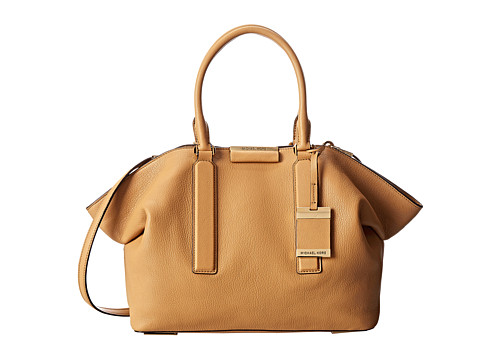 Michael Kors - Lexi Large EW Satchel (Peanut) Satchel Handbags