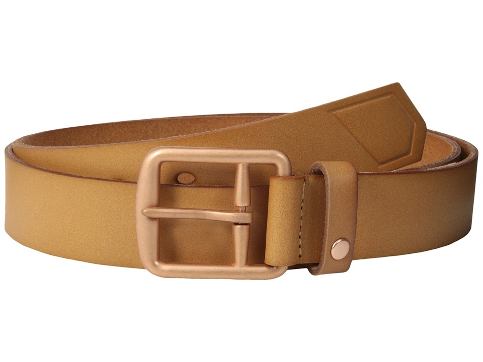 Volcom - Raw Hide (Raw Leather) Men's Belts