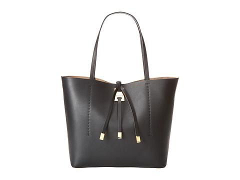 Michael Kors - Miranda Large East/West Tote (Black) Tote Handbags