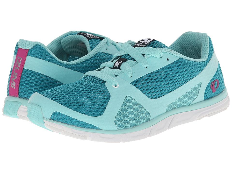 Pearl Izumi - Em Road N 0 (Aruba Blue/Deep Peacock) Women's Running Shoes