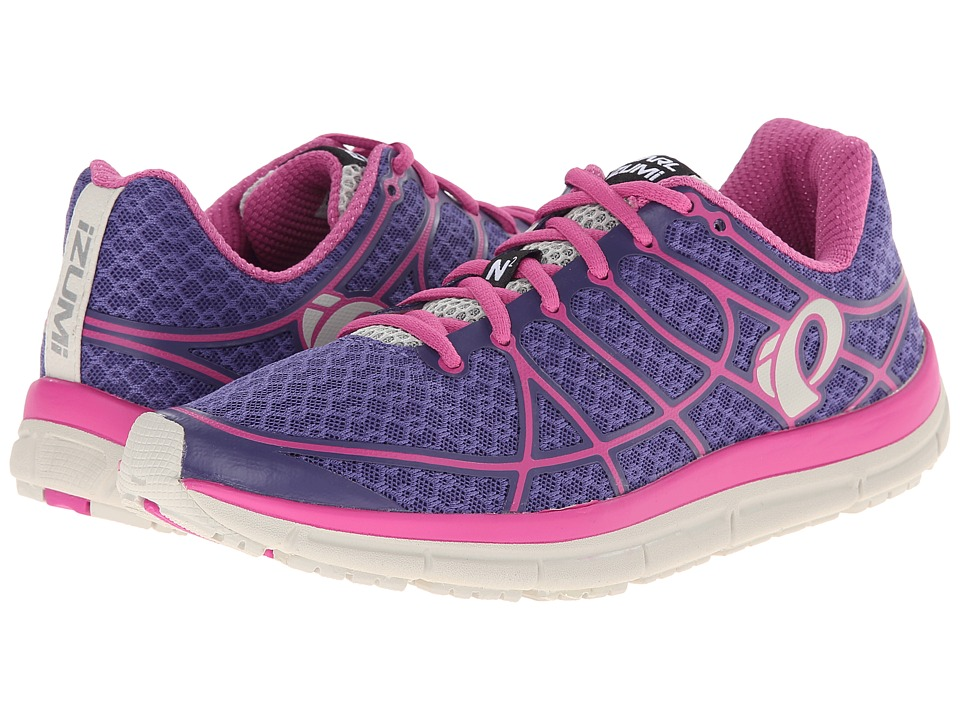 Pearl Izumi - Em Road N 2 (Wisteria/Rose Violet) Women's Running Shoes