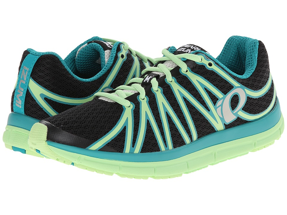 Pearl Izumi - Em Road M 2 (Sunny Lime/Paradise Green) Women's Running Shoes