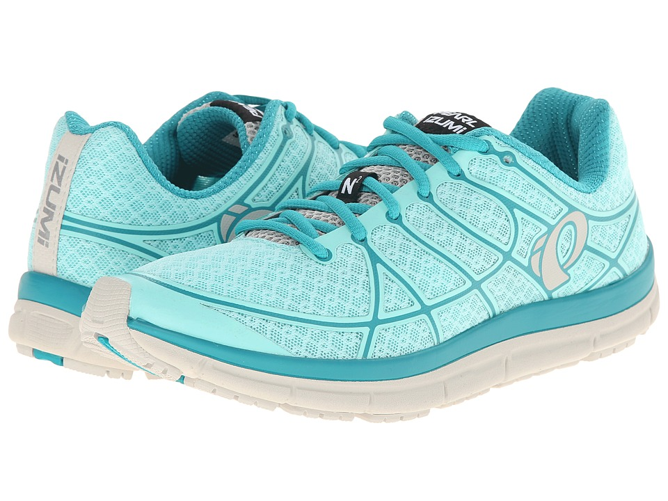 Pearl Izumi - Em Road N 2 (Aruba Blue/Deep Peacock) Women's Running Shoes