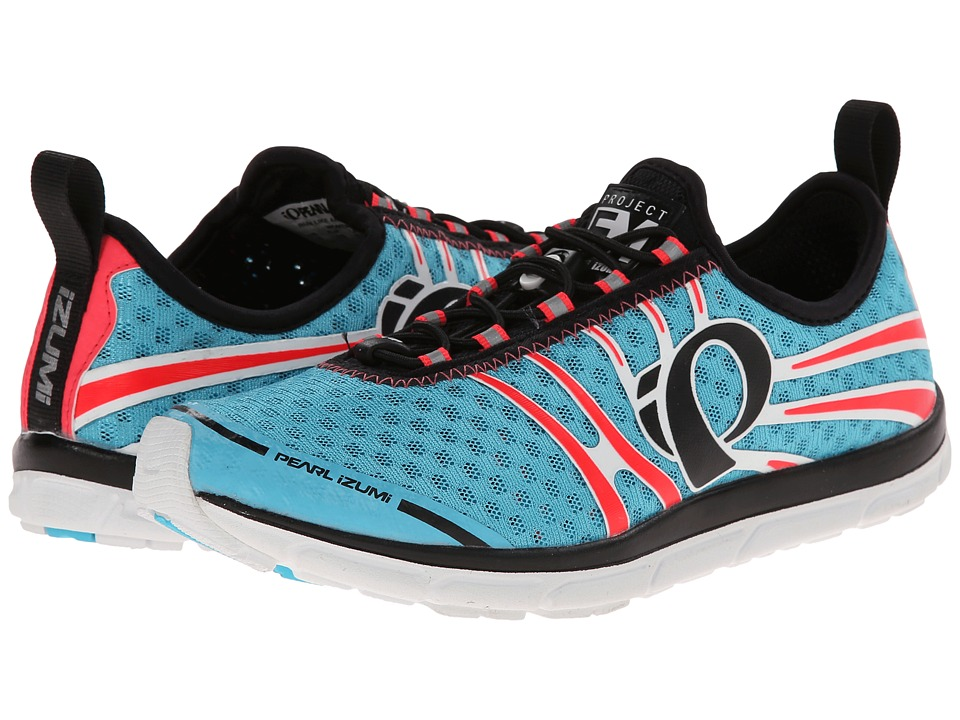 Pearl Izumi - Em Tri N 1 (Blue Atoll/Electric Pink) Women's Running Shoes