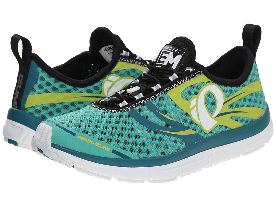 Pearl Izumi - Em Tri N 2 (Gumdrop/Deep Lake) Women's Running Shoes