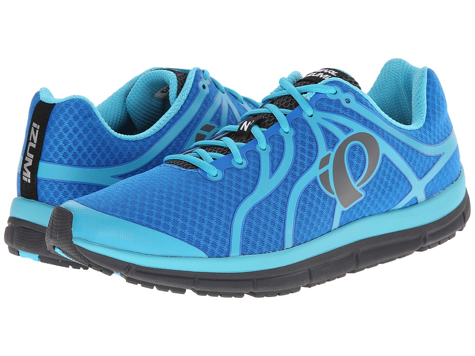 Pearl Izumi - Em Road N 2 (Brilliant Blue/Blue Atoll) Men's Running Shoes