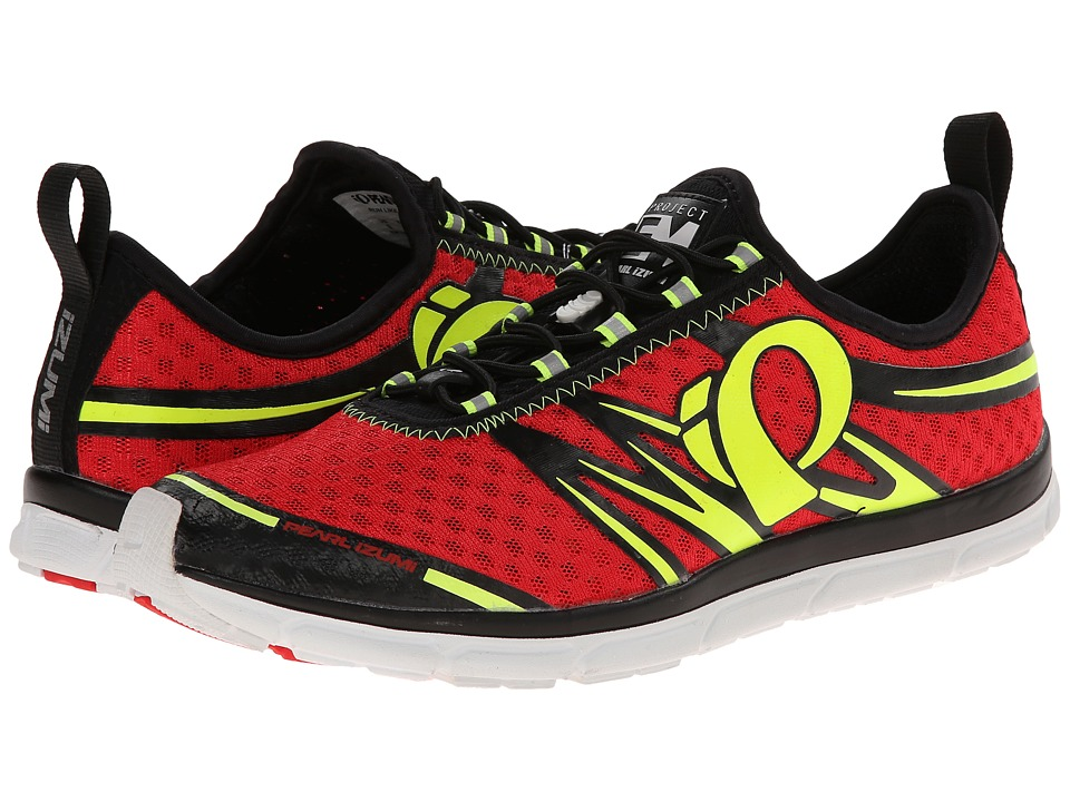 Pearl Izumi - Em Tri N 1 (Black/Firey Red) Men's Running Shoes