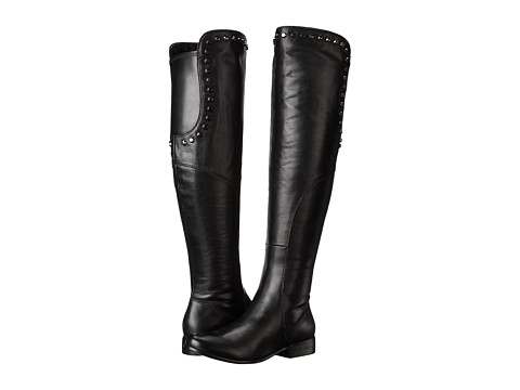 Betsey Johnson - Heritage (Black Leather) Women's Dress Boots