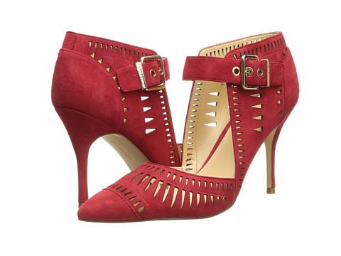 Ivanka Trump - Doval (Red Suede) High Heels