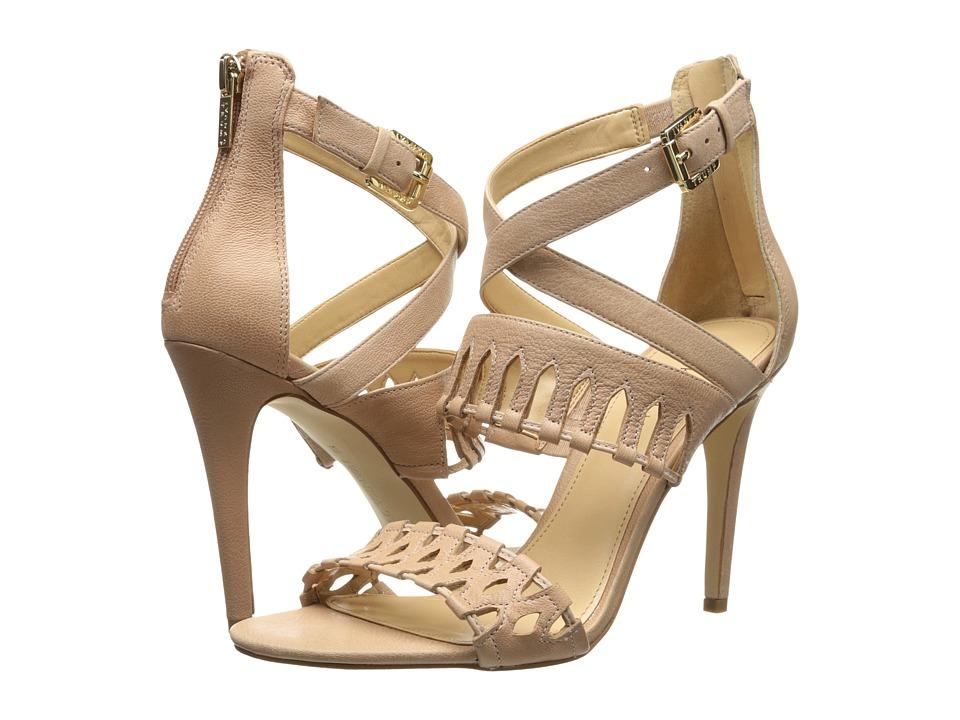 Ivanka Trump - Drita (Natural Leather) High Heels