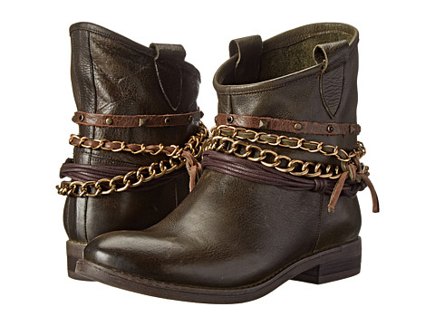 Miz Mooz - Gonzales (Khaki) Women's Dress Boots