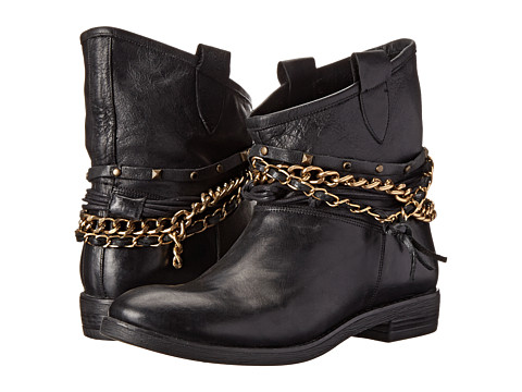 Miz Mooz - Gonzales (Black) Women's Dress Boots