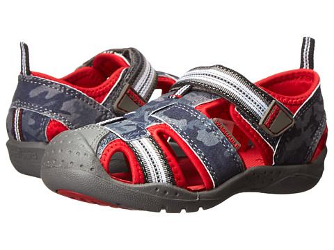 pediped - Sahara Flex (Toddler/Little Kid) (Air Force Camo) Boys Shoes