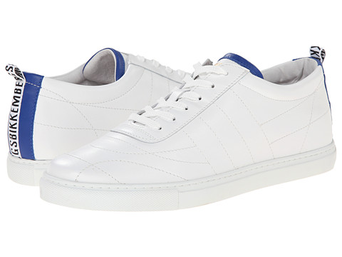 Bikkembergs - Soccer 346 Low Sneaker (White) Men