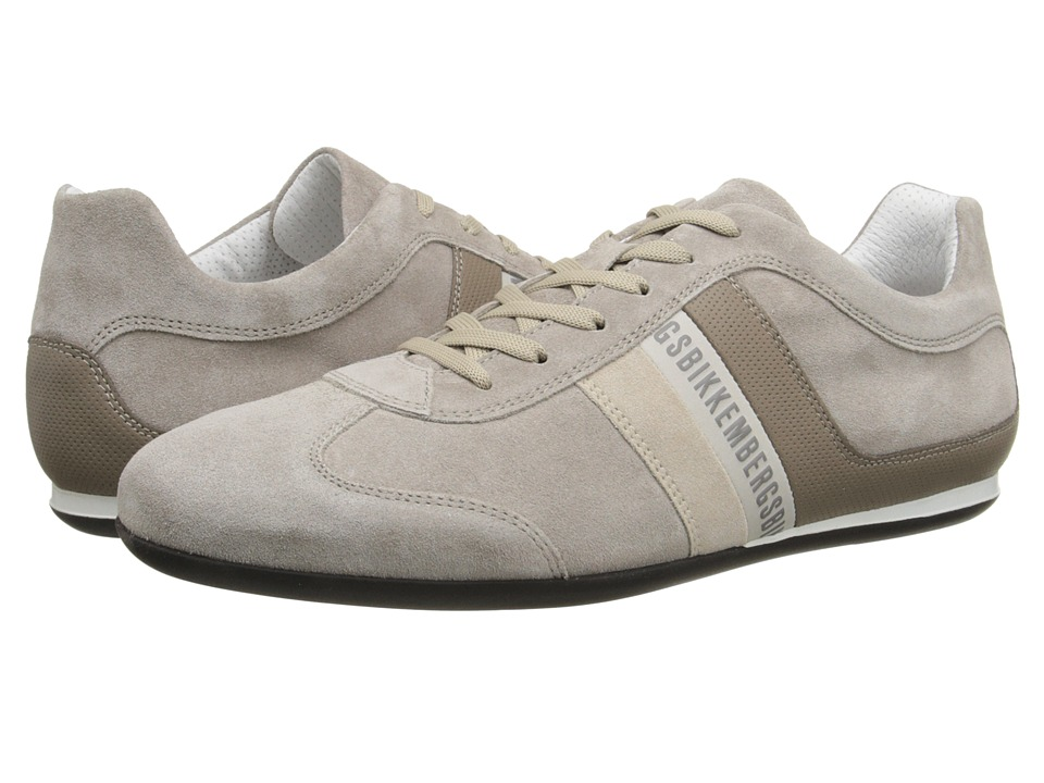 Bikkembergs - Springer 99 Low Sneaker (Taupe) Men's Shoes