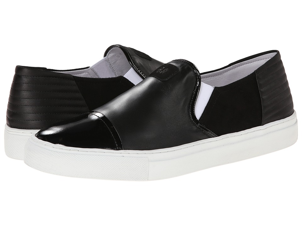 Bikkembergs - Box 197 Low Sneaker (Black) Men's Shoes