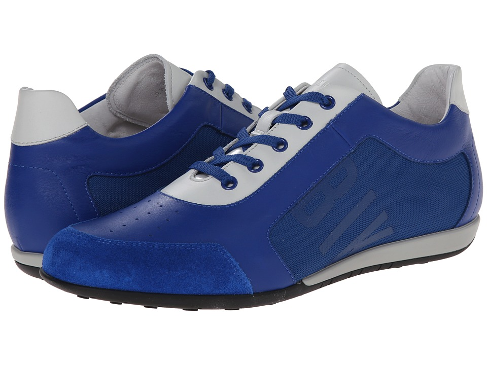 Bikkembergs - R-evolution 384 Low Sneaker (Royal) Men's Shoes