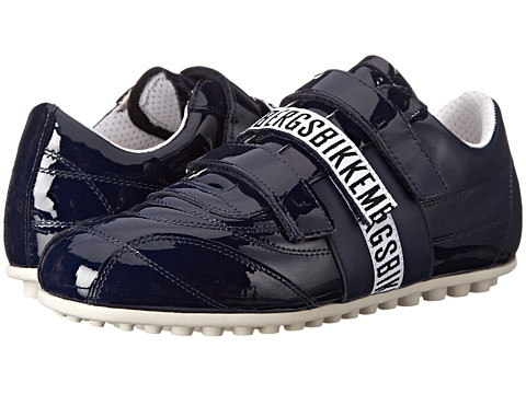 Bikkembergs - Soccer 526 Low Sneaker (Blue Patent) Men