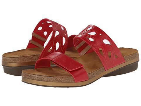 Naot Footwear - Peach (Deep Red) Women's Shoes