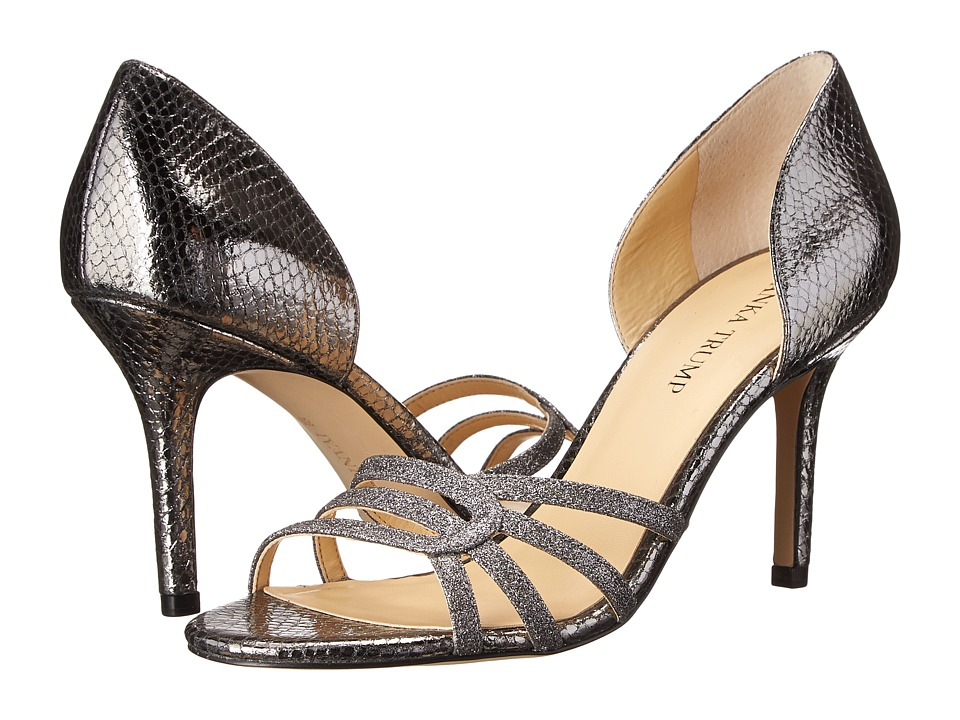 Ivanka Trump Lady2 (Pewter) High Heels