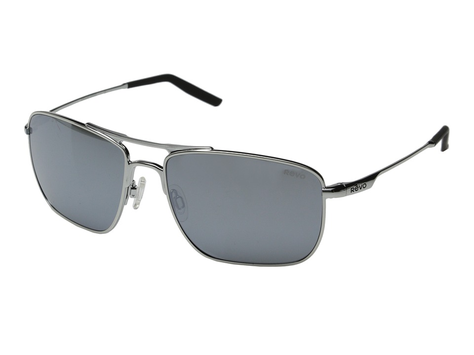 Revo - Ground Speed (Chrome/Graphite) Sport Sunglasses