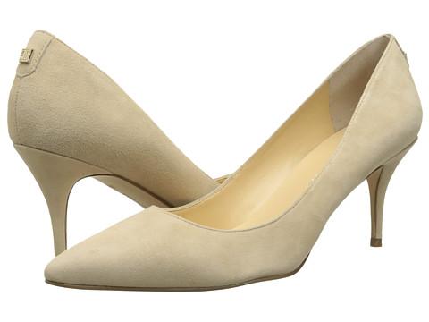 Ivanka Trump - Tirra (Pastel Nude Suede) High Heels