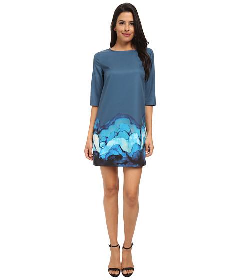 StyleStalker - Azurite Dress (Teal) Women