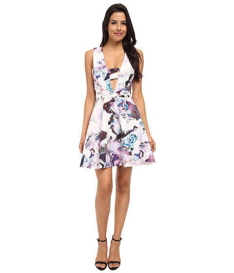 StyleStalker - Synthesize Dress (Multi) Women's Dress
