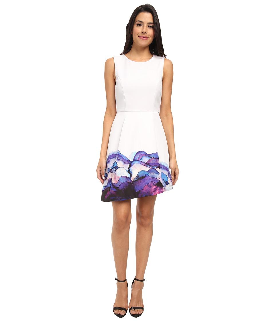 StyleStalker - Hypnotized Dress (Lilac) Women's Dress