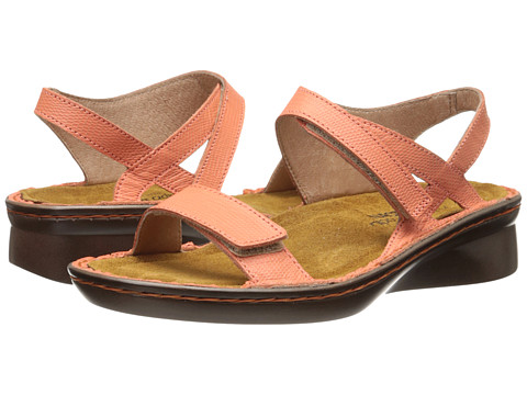 Naot Footwear - Harp (Peach Leather) Women's Shoes