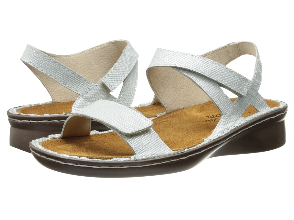 Naot Footwear Harp (Sea Pearl Leather) Women