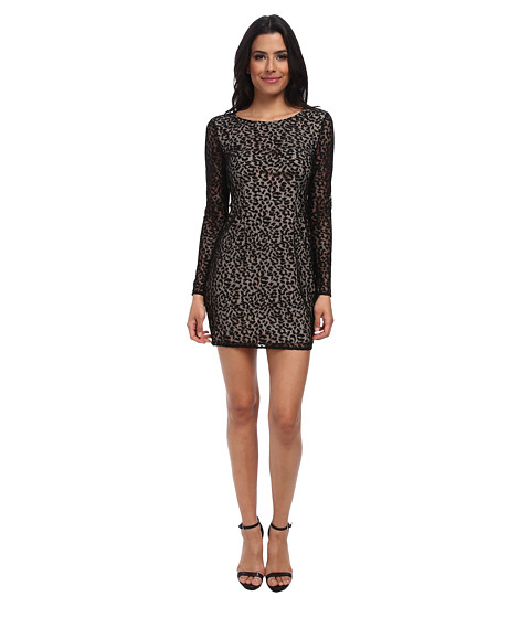 StyleStalker - Secret Love Dress (Black) Women's Dress