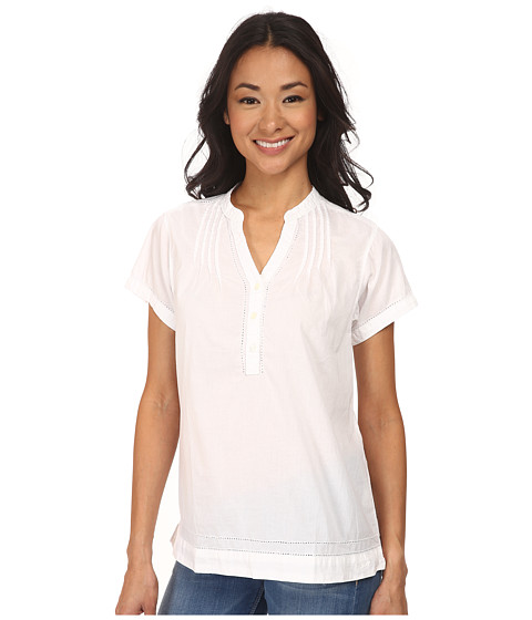 Woolrich - Bells Mills Shirt (White) Women