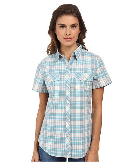 Woolrich - Spoil Her Yarn-Dye S/S Shirt (Parrot) Women
