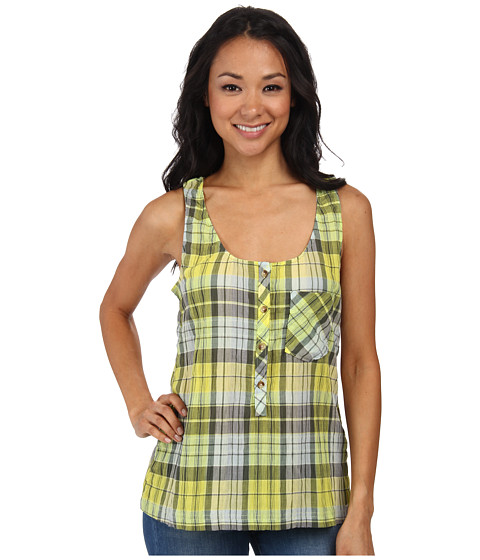 Woolrich - Spring Fever Tank (Lemongrass) Women's Sleeveless