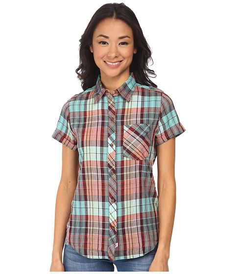 Woolrich - Spring Fever S/S Shirt (Waterfall) Women