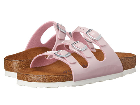 Birkenstock - Florida (Pearly Rose Birko-Flor ) Sandals