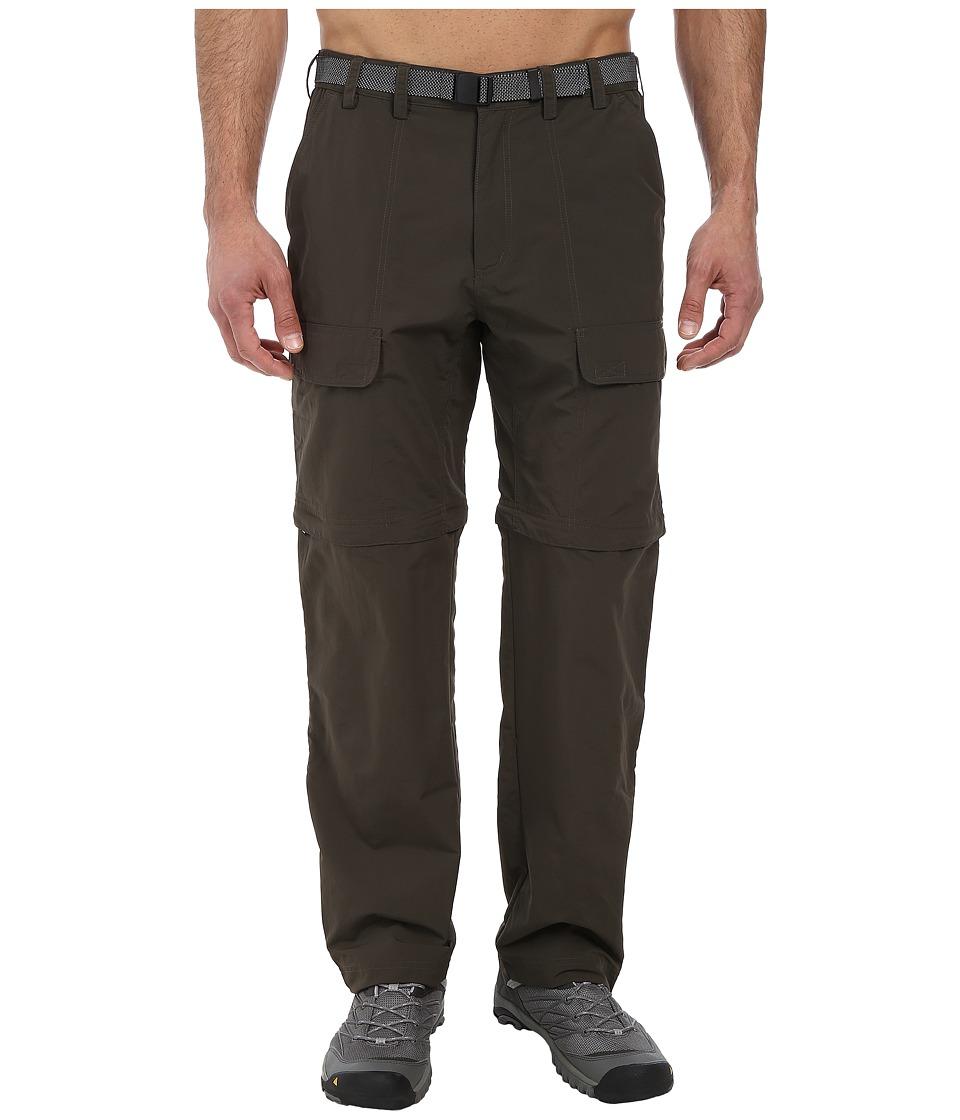 White Sierra - Trail Convertible Pant (Dark Sage) Men's Casual Pants