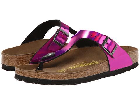 Birkenstock - Gizeh (Mirror Pink Birko-Flor ) Sandals