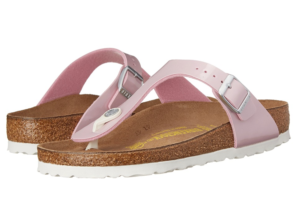 Birkenstock - Gizeh (Pearly Rose Birko-Flor ) Sandals